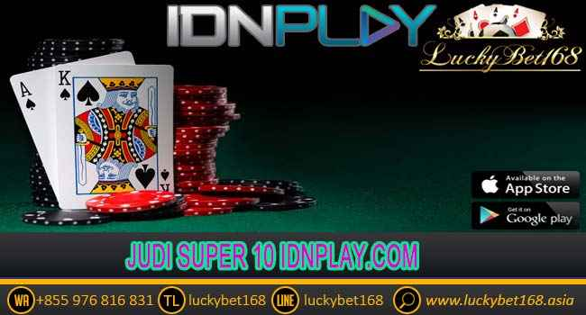 JUDI SUPER 10 IDNPLAY.COM
