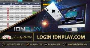 LOGIN IDNPLAY.COM