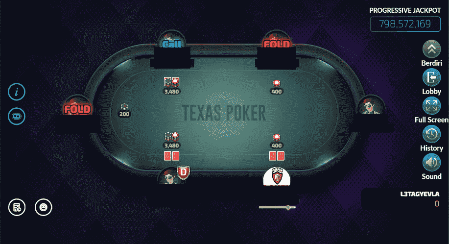 Game Poker Texas Online Idnplay Com Terbaru