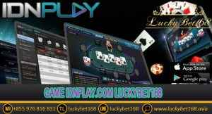 game idnplay.com luckybet168
